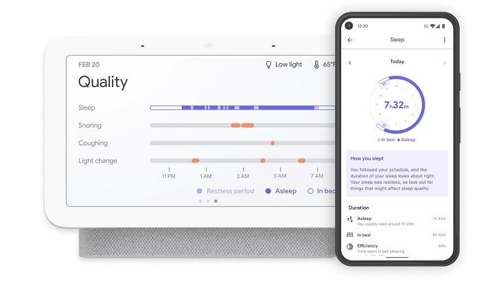 Google ra mắt màn hình Nest Hub 2021: Cảm biến giấc ngủ, âm thanh nâng cấp, giá 2.3 triệu