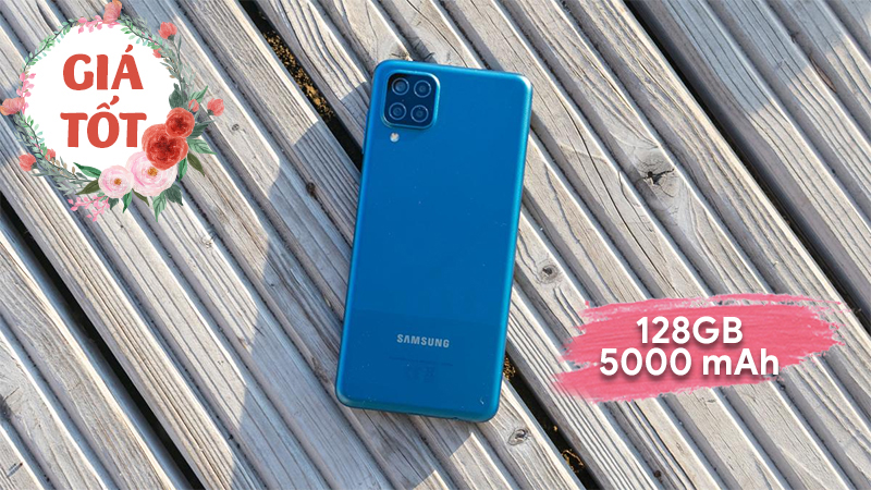 Smartphone Samsung giá rẻ nhất sở hữu bộ nhớ 128GB đang ưu đãi hấp dẫn