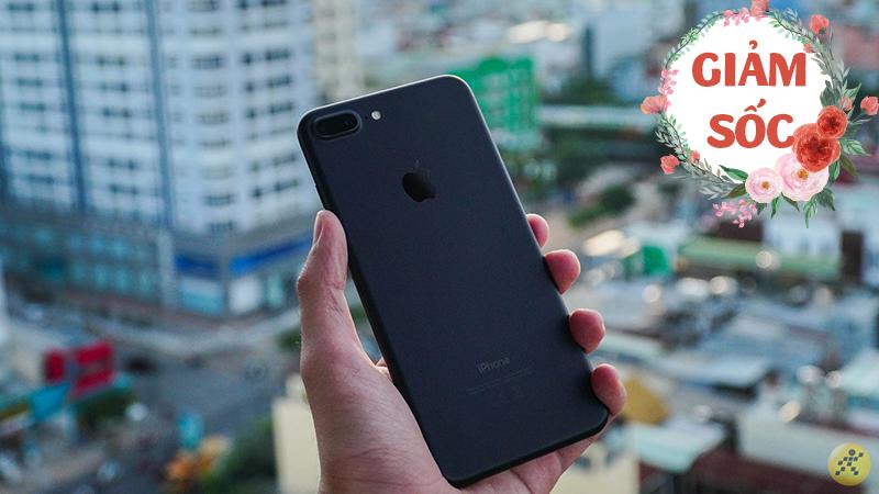 iPhone 7 và iPhone 7 Plus cũ đã rẻ nay còn giảm sốc, ai cũng mua được