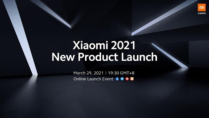 Xiaomi sẽ tổ chức sự kiện ra mắt vào ngày 29/3