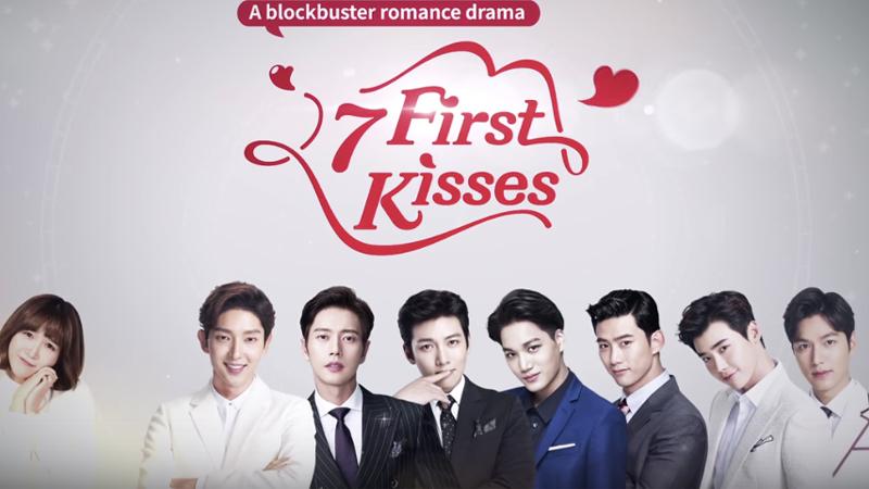 7 First kiss - Bảy nụ hôn đầu