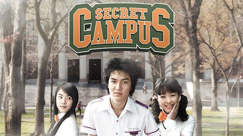 Secret campus - Bí mật sân trường