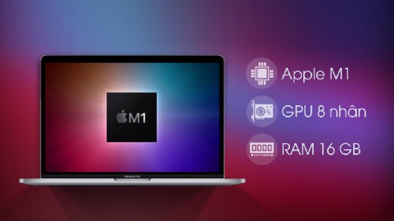 MacBook Pro M1 2020 phiên bản 16GB RAM + 1TB ROM đã có hàng tại TGDĐ