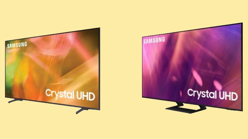 Samsung ra mắt TV Crystal UHD 2021 tại Việt Nam: Tận hưởng tối đa các hoạt động yêu thích tại nhà với màu sắc rực rỡ