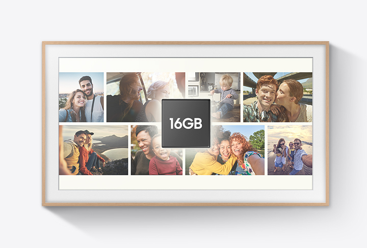 The Frame - 16GB