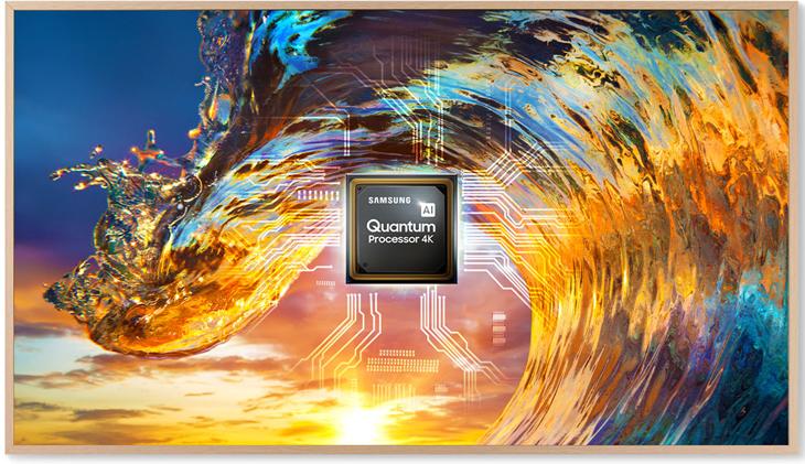 The Frame - Chip Quantum 4K