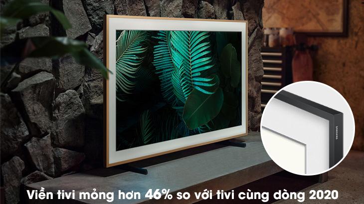 The Frame - Viền tivi mỏng hơn 46%