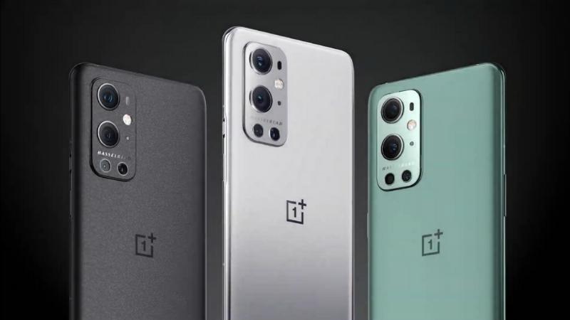 Các tùy chọn màu sắc cực cá tính của OnePlu 9 Pro.