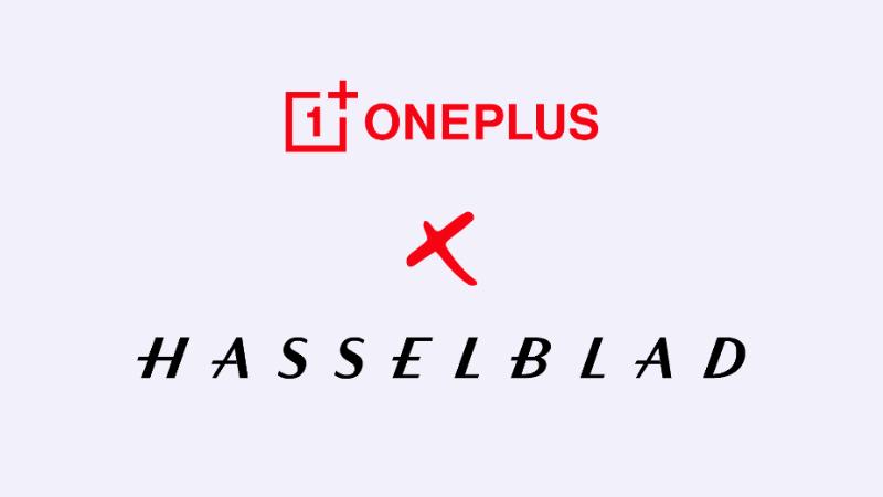 Vào đầu tháng 3/2021, OnePlus công bố hợp tác với hãng camera nổi tiếng là HasselBlad.