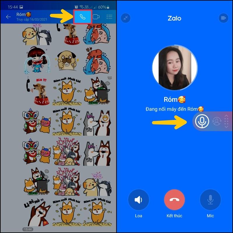 Cách ghi âm cuộc gọi Zalo trên smartphone của bạn