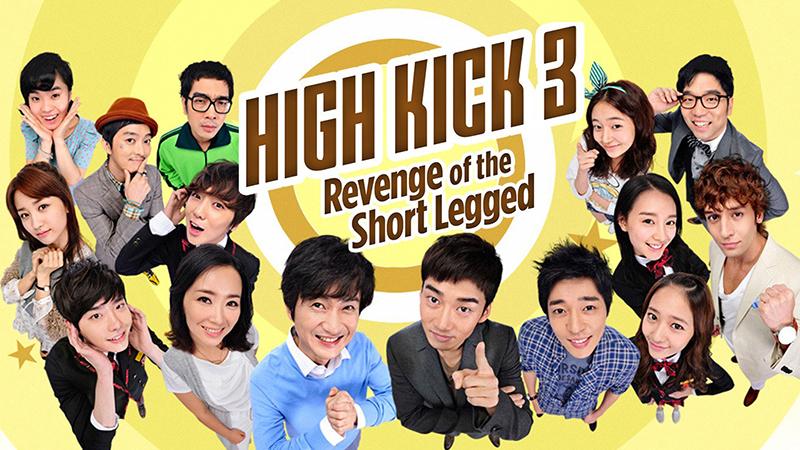 High Kick 3 – Gia Đình Là Số 1 phần 3