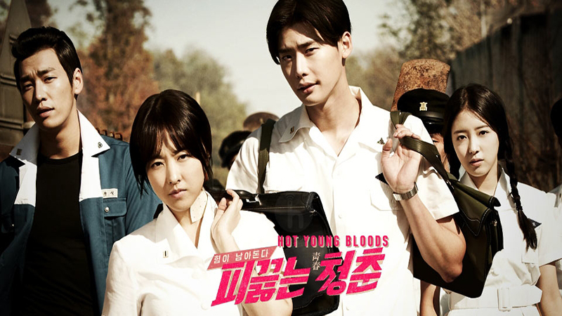 Hot Young Bloods – Tuổi Trẻ Nổi Loạn (2014)