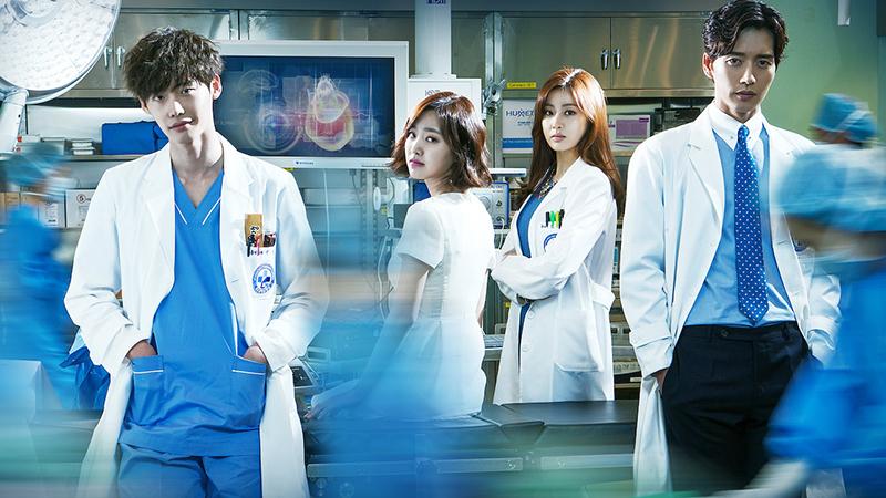 Doctor stranger - Bác sĩ xứ lạ