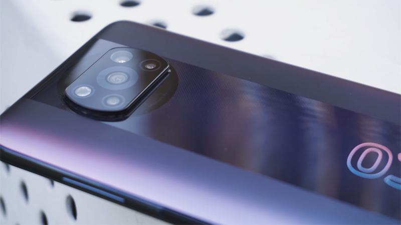 Dù không hỗ trợ 5G nhưng đổi lại POCO X3 Pro được thiết lập đến 4 camera sau