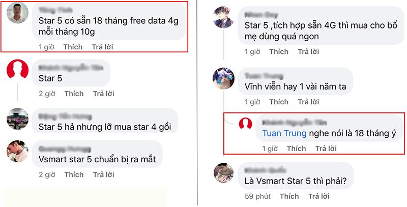 Bình luận từ cộng đồng Vfan
