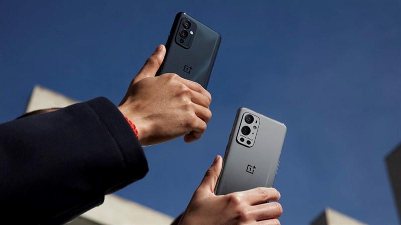 OnePlus 9 và 9 Pro ra mắt