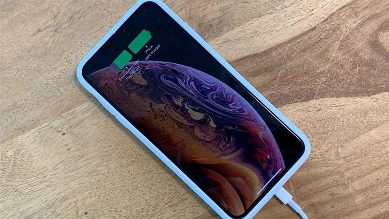 thay đổi cách sạc pin trên iPhone