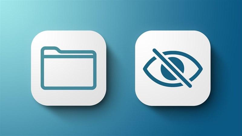 'tàng hình' nhanh chóng nhiều hình ảnh trên iPhone