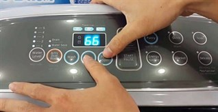 Hướng dẫn cách reset để tự sửa một số lỗi trên máy giặt Sharp tại nhà