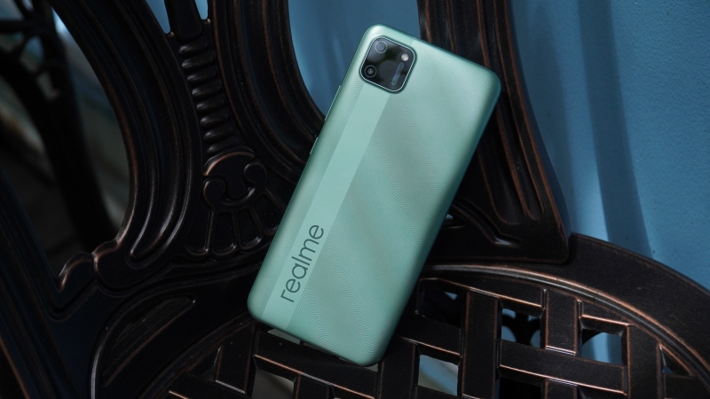 Smartphone giá rẻ Realme C11 (2021) được FCC chứng nhận, tiết lộ một vài thông số kỹ thuật và có dung lượng pin 5.000mAh