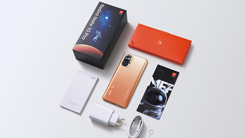 Cơ hội rinh Redmi Note 10 Pro phiên bản đặc biệt và Mi Band 5 miễn phí
