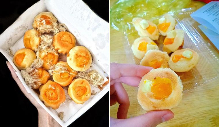 4 địa chỉ bán bánh bông lan trứng muối ngon nhất Vũng Tàu