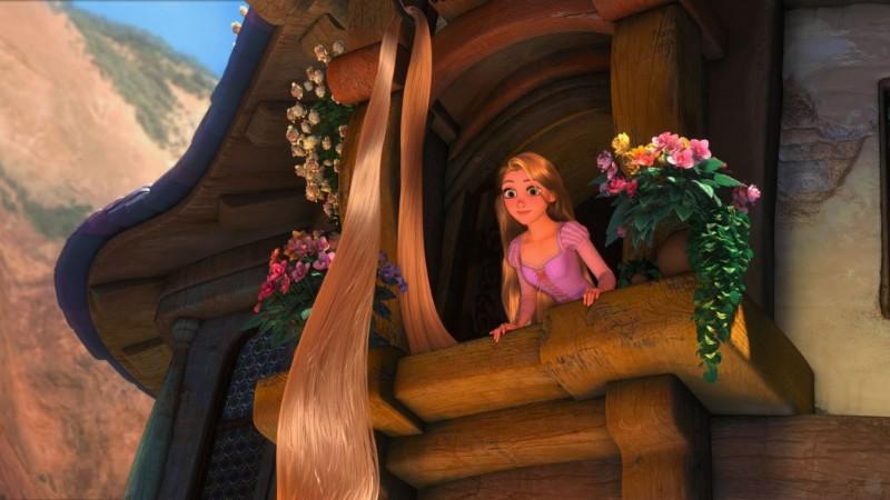 Tangled - Công chúa tóc mây