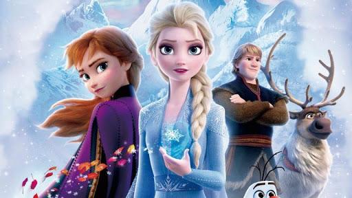 Frozen - Nữ hoàng băng giá