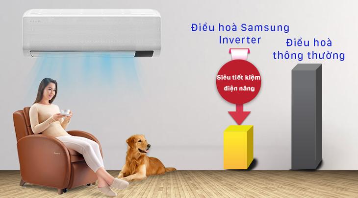 Dòng máy lạnh Inverter tiêu chuẩn