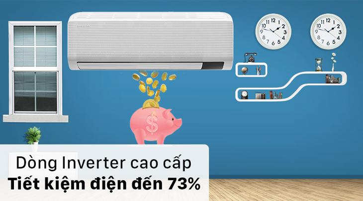 Dòng máy lạnh Inverter