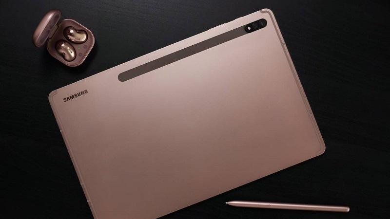 Thêm bằng chứng cho thấy máy tính bảng Samsung Galaxy Tab S7+ Lite 4G / 5G đang chuẩn bị được tung ra thị trường