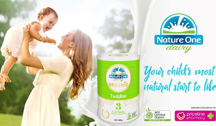 Sữa bột công thức Nature One Student - sữa dinh dưỡng hỗ trợ tối ưu cho sự phát triển của trẻ
