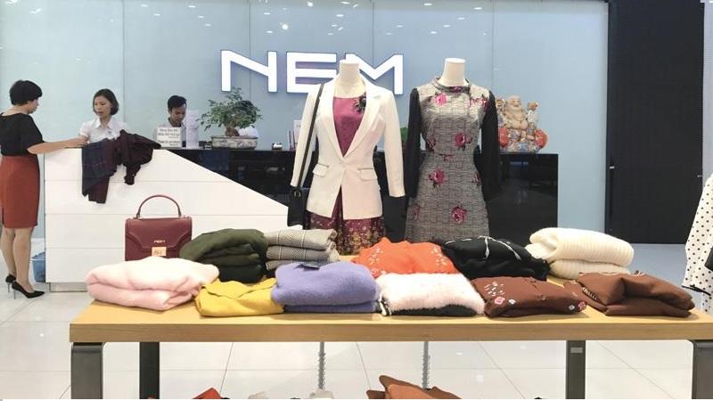 Thương hiệu thời trang NEM fashion