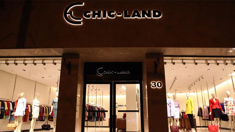 Thương hiệu thời trang Chic-Land