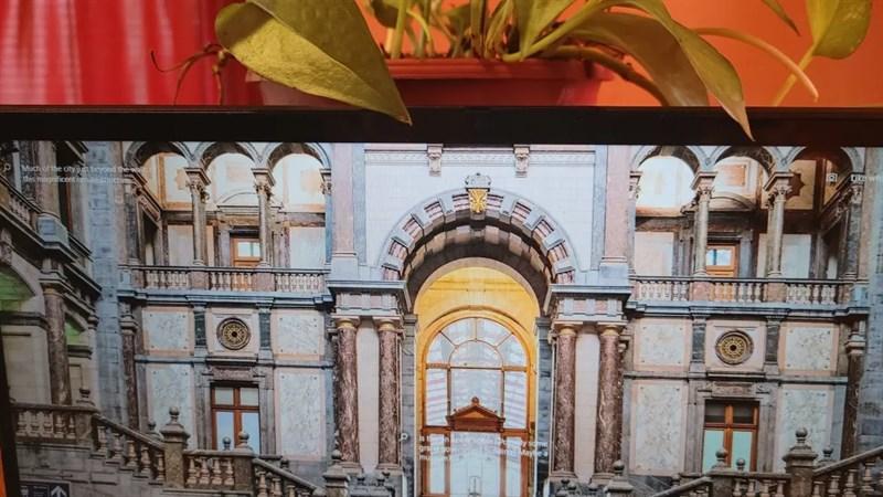 Webcam trên Lenovo ThinkBook 14S Yoga cho ra hình ảnh ở mức trung bình.
