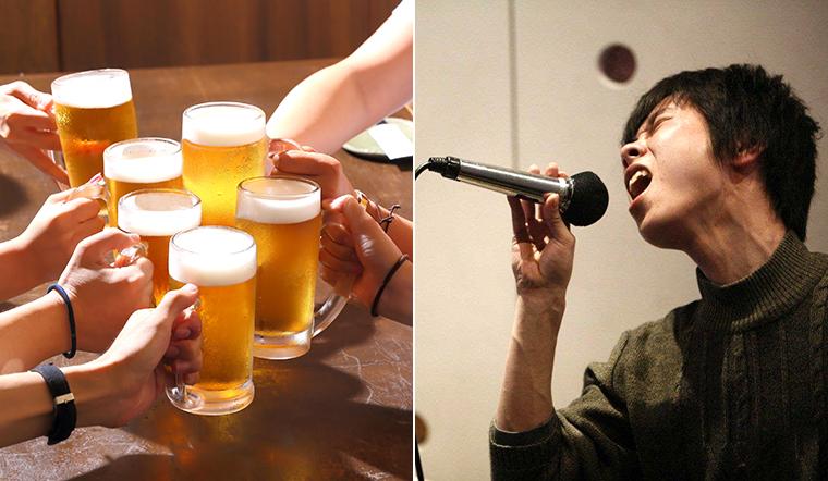 Chuyên gia cảnh báo: Tác hại không ngờ của việc hát karaoke sau khi nhậu