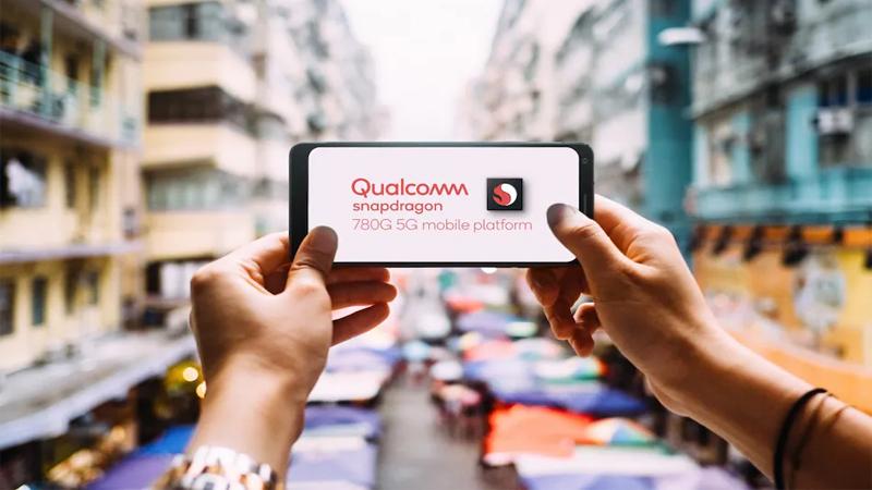Qualcomm Snapdragon 780G 5G được xem là phiên bản nâng cấp của Snapdragon 765G