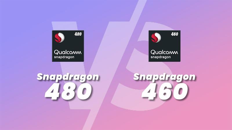 Qualcomm Snapdragon 480 5G là thế hệ tiếp theo của Snapdragon 460.