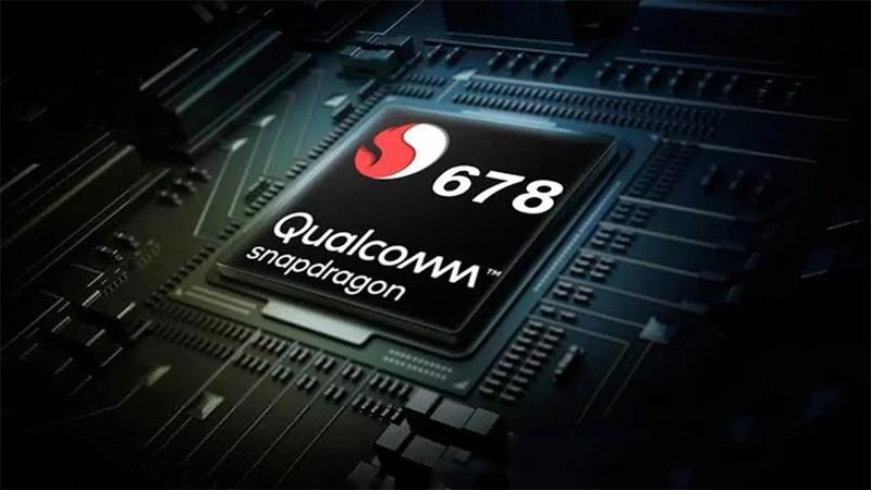 Snapdragon 678 khá ấn tượng dù là phân khúc tầm trung