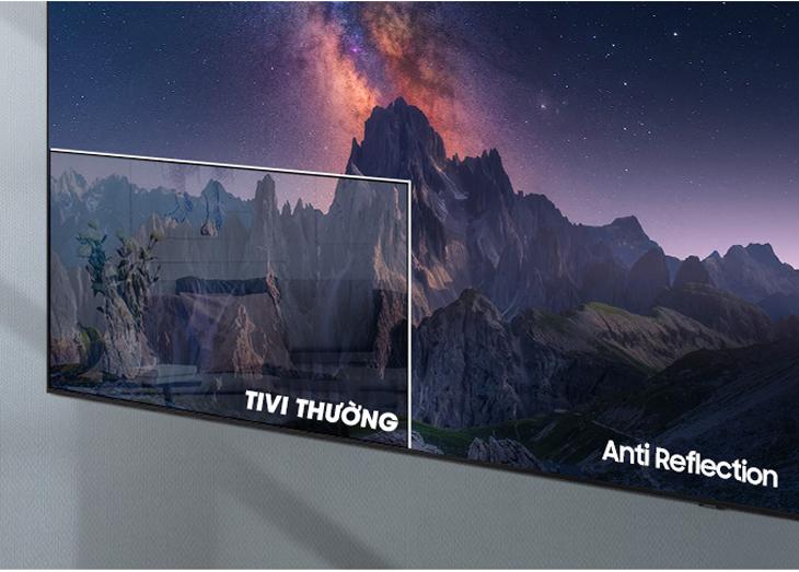 Tivi Samsung - Anti Reflection