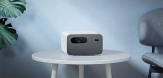 Xiaomi ra mắt máy chiếu thông minh, Full HD, màn hình 120 inch, có Google Assistant, giá 27 triệu