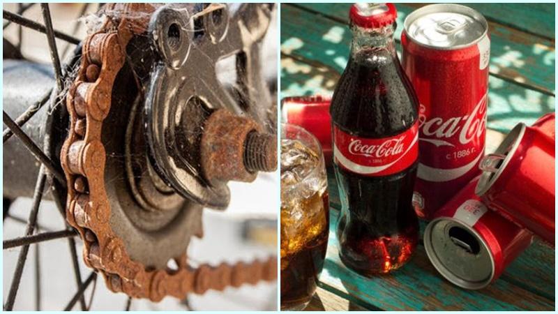 Sử dụng Coca