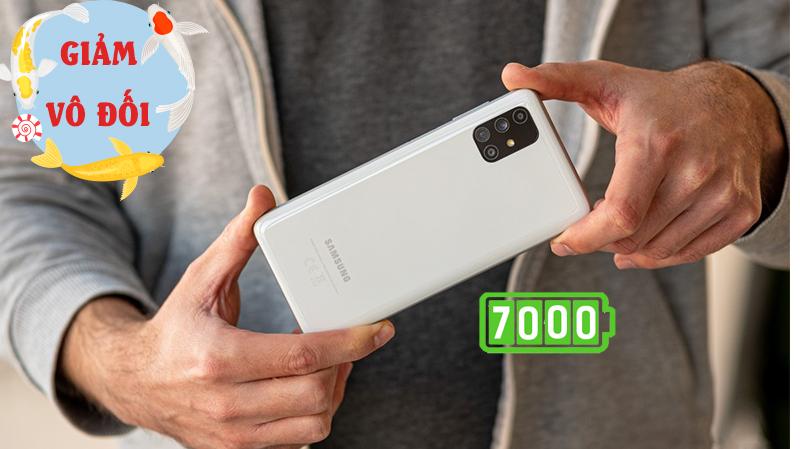 Ưu đãi có hạn: Galaxy M51 pin 7.000mAh giảm vô đối, giá dưới 8 triệu
