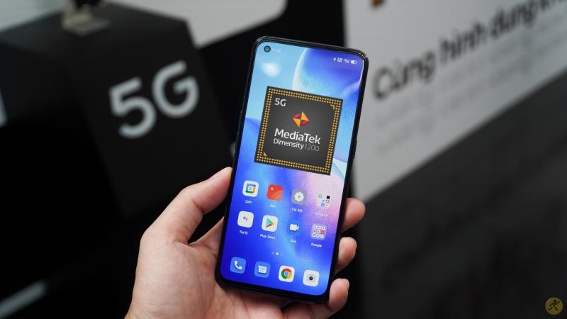 Một chiếc smartphone mới của OPPO dùng chip Dimensity 1200 và hỗ trợ sạc nhanh 65W đã được chứng nhận, có thể chính là Reno6 Pro