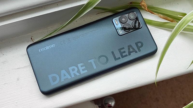 Realme 8 5G vừa có mặt tại cơ quan Liên bang Hoa Kỳ, xác nhận sở hữu thỏi pin dung lượng lên tới 5.000mAh