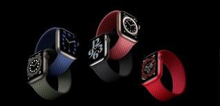 Tất cả các tùy chọn màu sắc trên Apple Watch Series 6, đâu là lựa chọn của bạn?