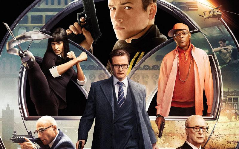 Kingsman: The Secret Service - Mật vụ Kingsman