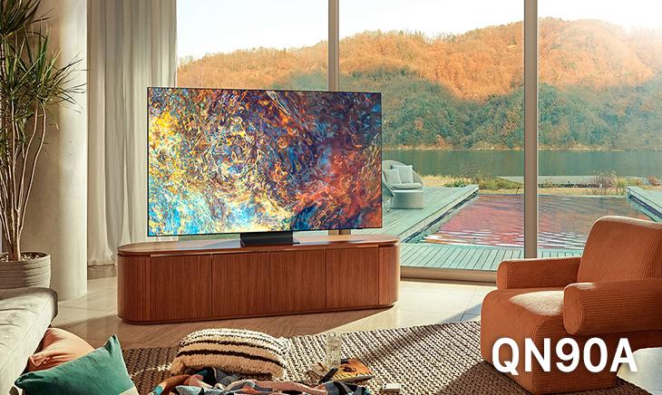 Dòng tivi 4K QN90A ra mắt năm 2021