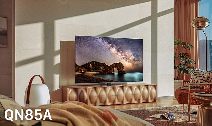 Dòng tivi 4K QN85A ra mắt năm 2021