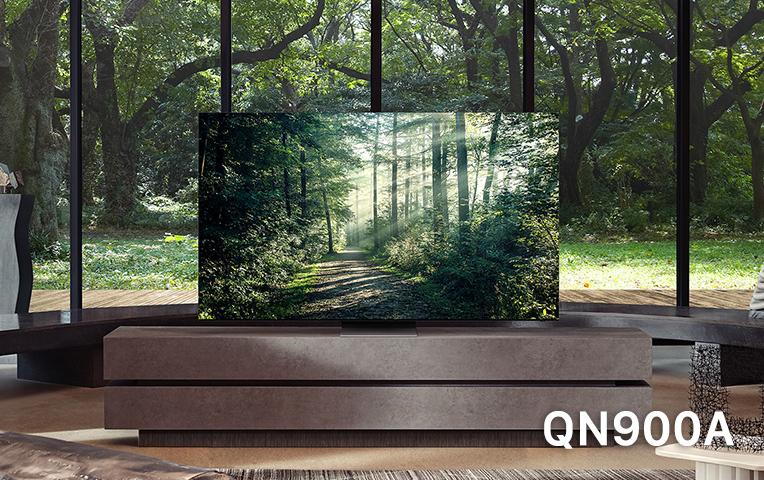 Dòng tivi 8K QN900A ra mắt năm 2021